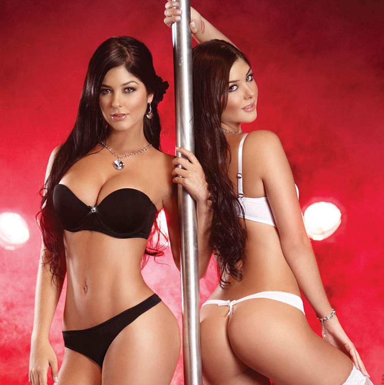 Gemelas Davalos – Sexy Fotos Catálogo Bésame Foto 61