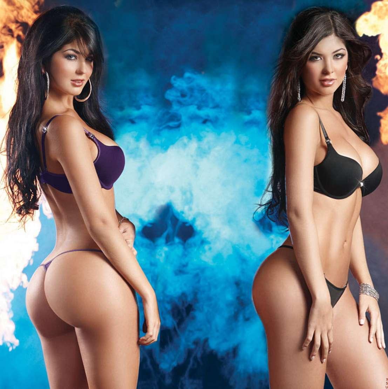 Gemelas Davalos – Sexy Fotos Catálogo Bésame Foto 72