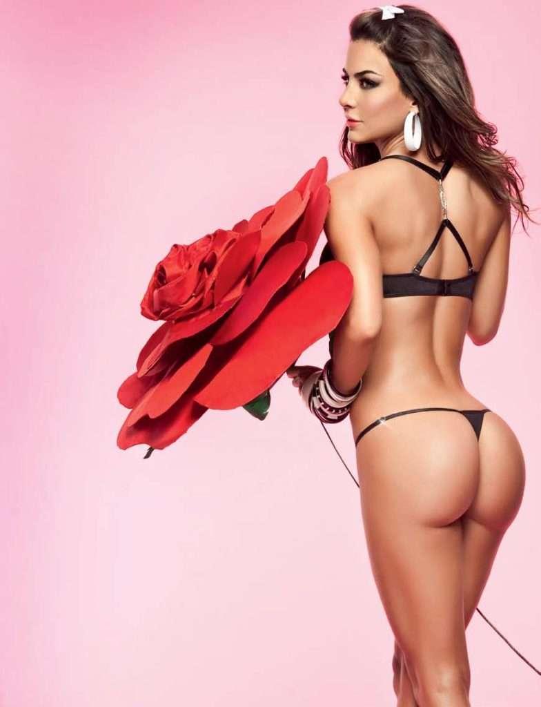 Natalia Velez – Sexy Fotos Besame 2011 Foto 21