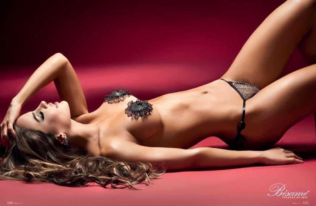 Natalia Velez – Sexy Fotos Besame 2011 Foto 80